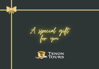 Tenon Tours Gift Card
