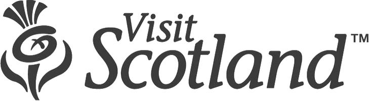Logo for Visit Scotland